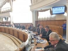 Пленарное заседание научно- практической конференции