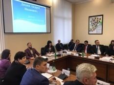 Вячеслав Воробьев принял участие во встречи с депутатами г. Курска