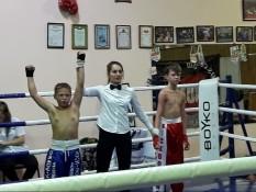 Традиционный юношеский турнир по кикбоксингу памяти Сергея Поливоды