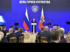 Руководитель Белгородского отделения ВООВ