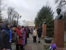 Члены БОЕВОГО БРАТСТВА почтили память погибших Героев