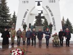 В Белгороде прошли мероприятия, приуроченные ко Дню памяти о россиянах, исполнявших служебный долг за пределами Отечества