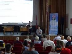 Белгородское и Челябинское отделения «БОЕВОГО БРАТСТВА» организовали и провели правовой семинар в Челябинске