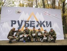 ВПК «Север» приняли участие в спортивном кроссе «Рубежи. Железный характер»