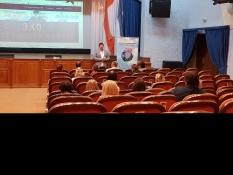 Правовой семинар в п. Дубовое Белгородского района