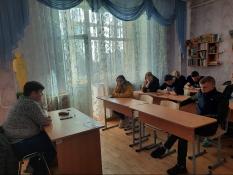ПРАВОВОЙ СЕМИНАР В П.СЕВЕРНЫЙ БЕЛГОРОДСКОГО РАЙОНА
