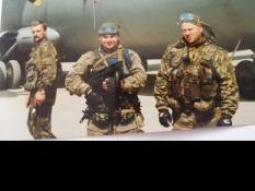 Как война и мир сплелись в жизни ветерана