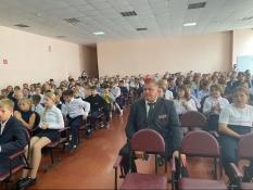 Представители ветеранской организации и силовых структур провели форум «Вместе против террора» с молодежью Белгородской области