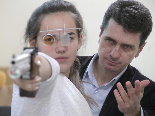 Член «БОЕВОГО БРАТСТВА» вошел в пятёрку лучших тренеров в Олимпийских видах спорта Белгородской области
